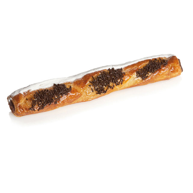 flauta chocolate o crema